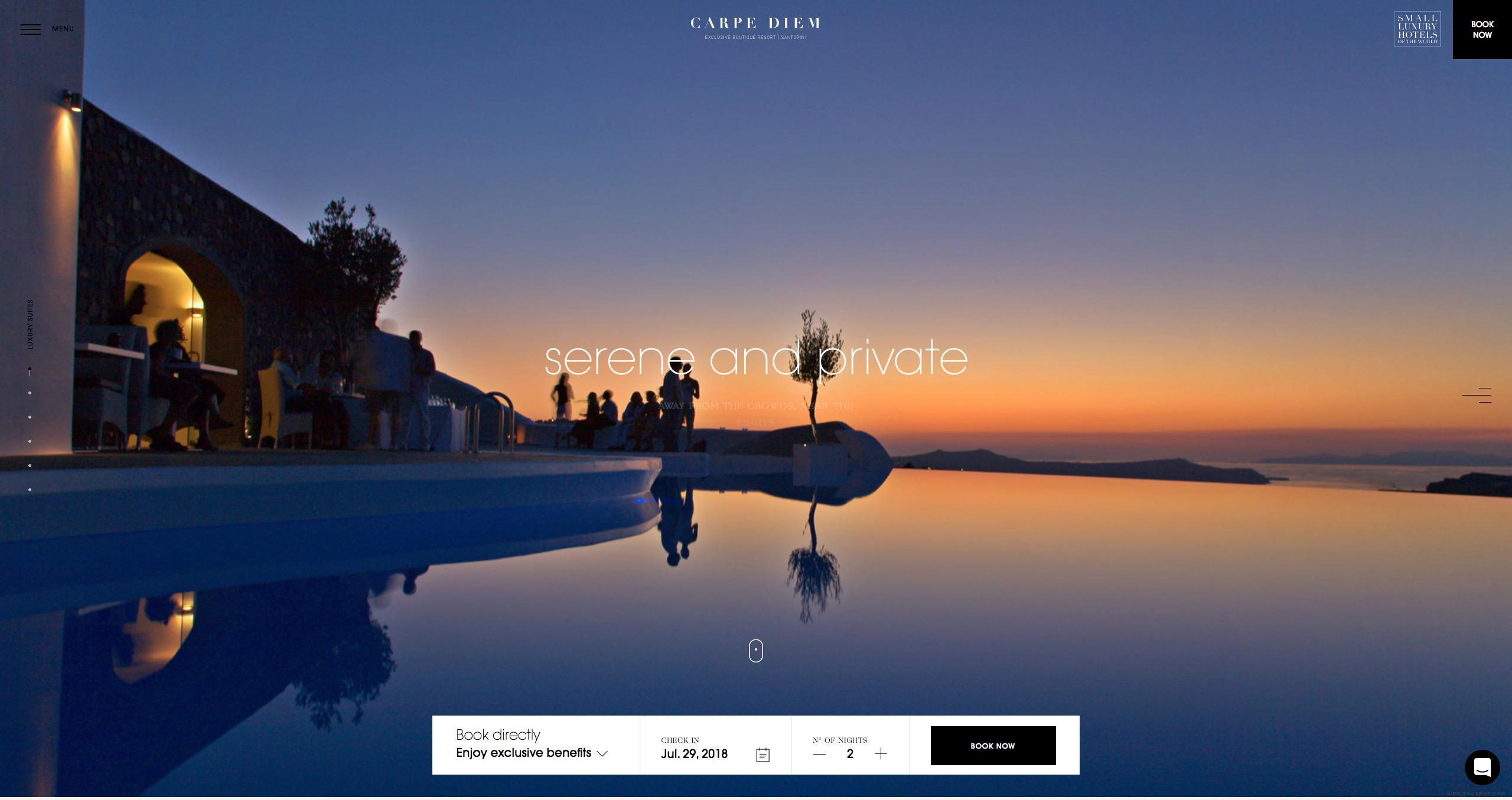 Luxury Honeymoon Hotel 酒店餐饮